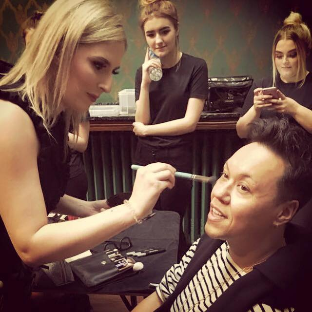 Makeup Artist Amy Collins Mua